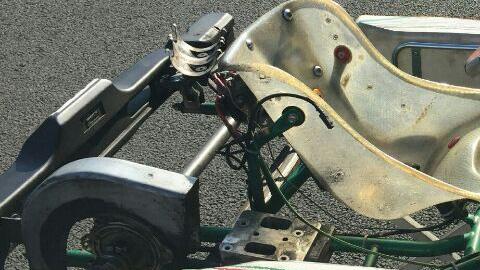 レーシングカート(ビフォー)